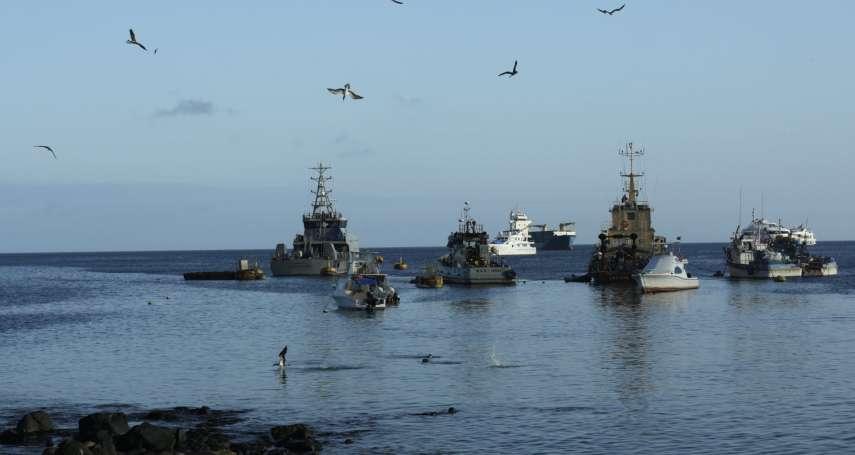 鯊魚天堂恐淪魚翅獵場!厄瓜多發出警告:中國260艘漁船逼近加拉巴哥群島