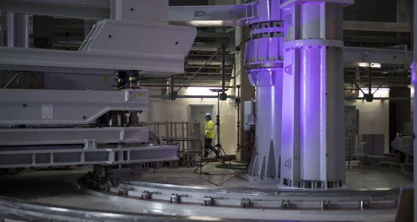「乾淨的無限能源」會成真嗎?七大經濟體斥資6800億合建,世界最大「核融合反應爐」開始組裝