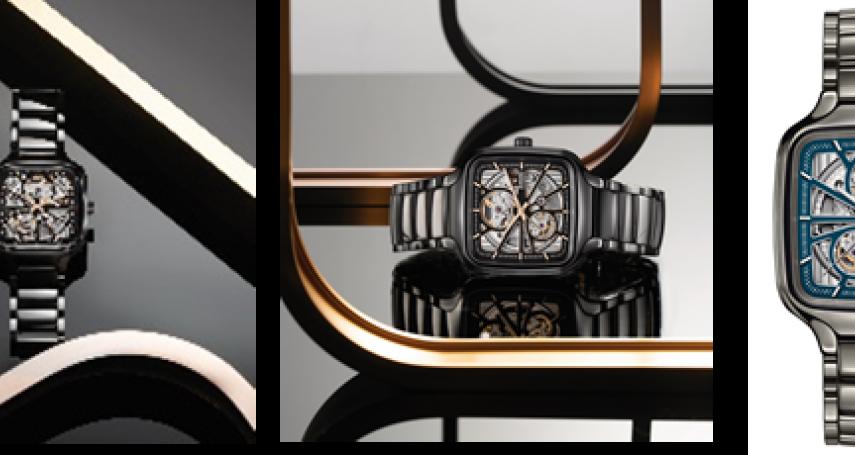 父親節特別獻禮 新世代爸爸腕錶嚴選 讓愛溢於言「錶」