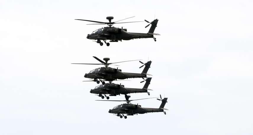 西部空域塞爆、防腹背受敵 陸航直升機部署台東「案情不單純」
