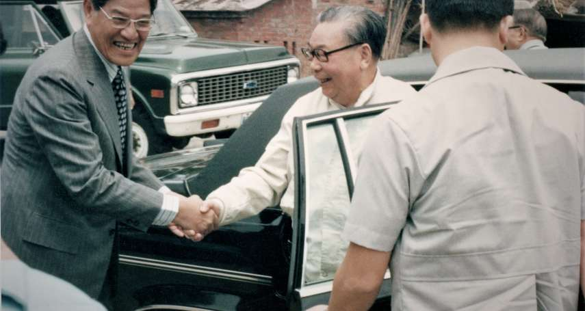 觀點投書:蔣經國,是台灣民主的阿公