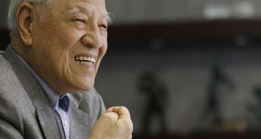 陳國祥觀點:李登輝「四化」的功與過