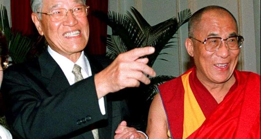 李登輝追思會》達賴喇嘛影片悼念:李可能會在台灣轉世重生、精神永存