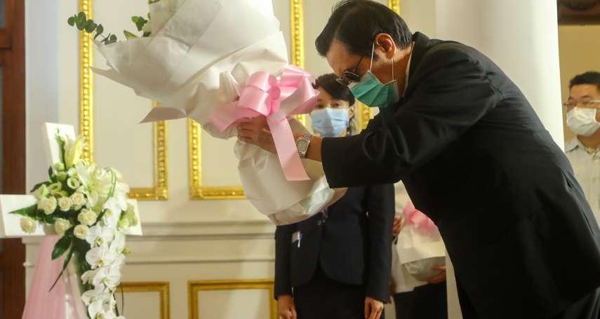 悼念李登輝 馬英九:李主持國統會通過的「一中涵義」沒有人能否認