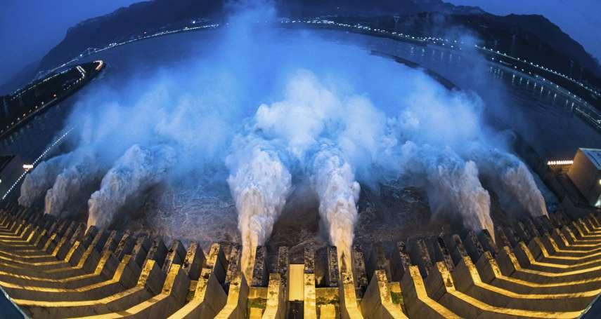 三峽大壩撐得住?輕颱「哈格比」直撲長江流域 中國緊急發布颱風警報