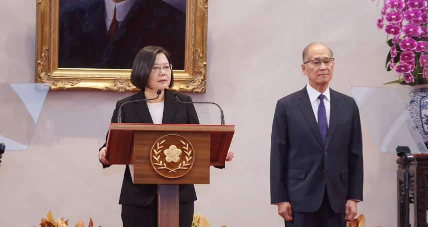 李大維接任總統府秘書長 趙少康曝主因:蔡英文不願做「這件事」