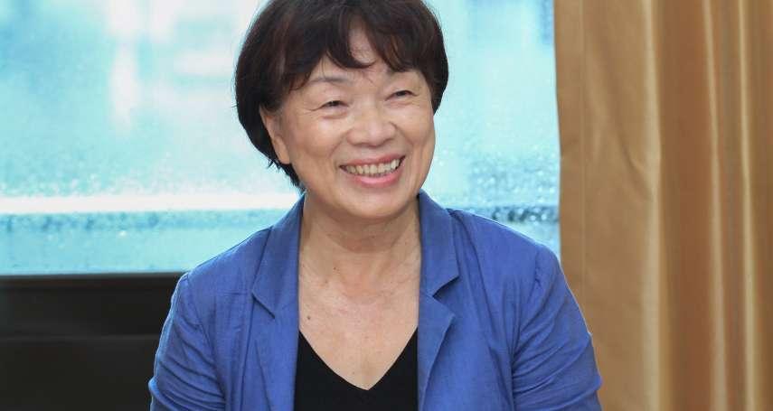 專訪龍應台》「鄉村並不愚蠢」 大武山下,她用文學做亂世最後的抵抗