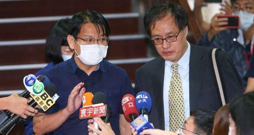 「法官為何對涉貪立委雙重標準?」孫大千:不怕趙正宇、徐永明串證?