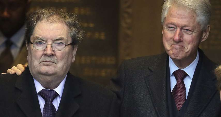 促成北愛爾蘭問題和平解決!《受難日協議》幕後功臣、諾貝爾獎得主休姆83歲辭世