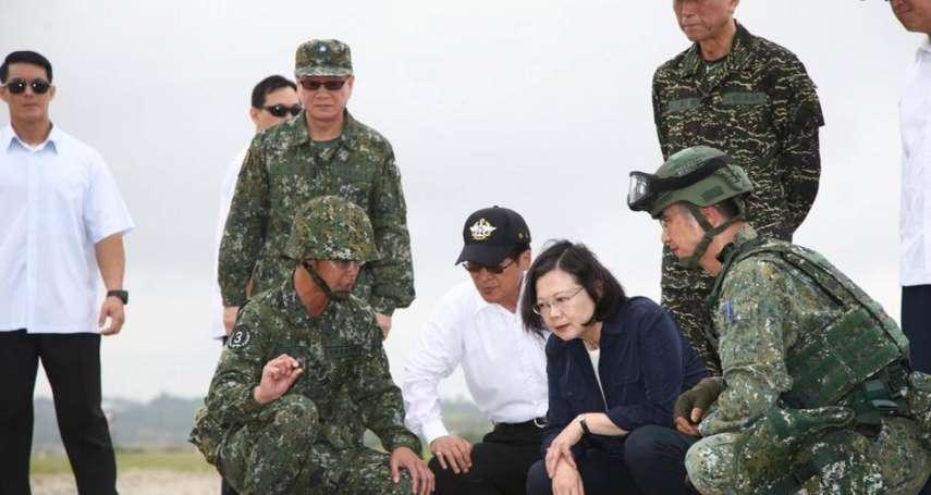 當川普總是喜怒無常,美國真的會挺身捍衛台灣嗎?德媒《明鏡》:台灣還是多靠自己吧