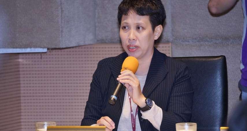 換照議題成焦點 王維菁:NCC主委徵詢時,並未提及中天電視台