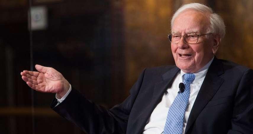 巴菲特希望你早點知道的6個理財觀:別太關注市場、購買指數型基金…現在開始做還不晚!