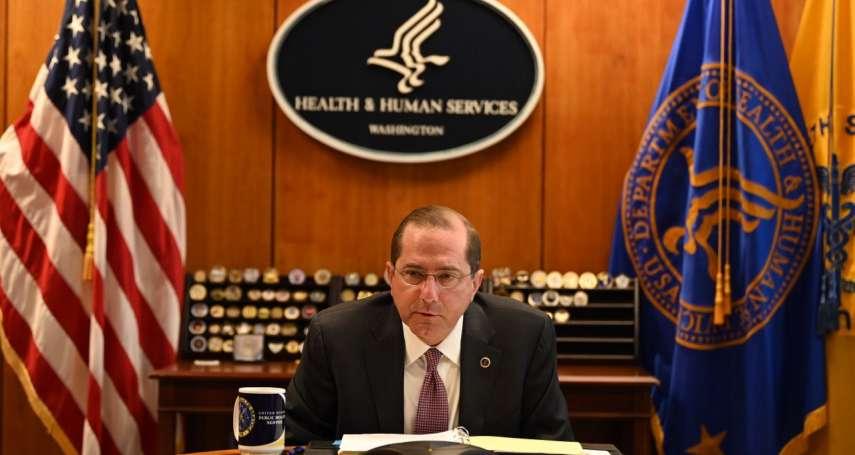 「部長可以,別人行不行?」黃暐瀚質疑:防疫SOP遇到美國官員就失效