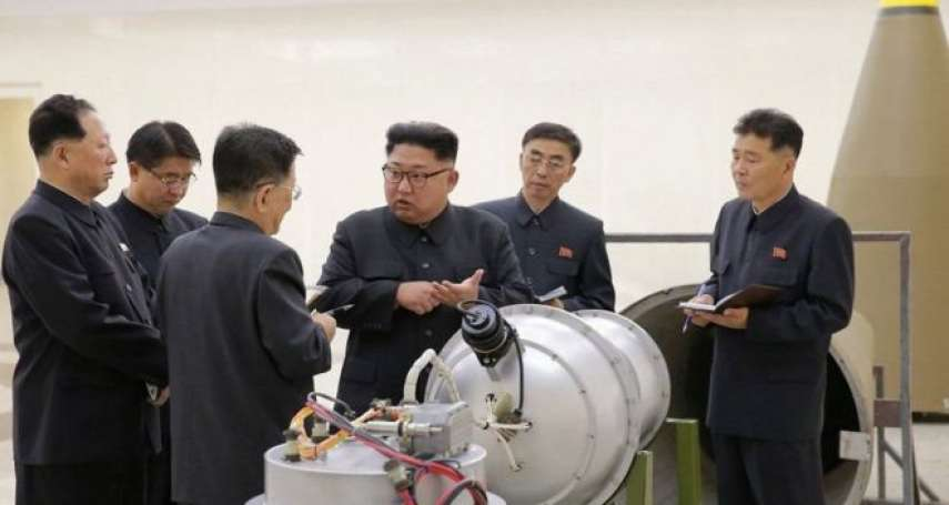 北韓無核化成泡影?聯合國機密報告:北韓已研發出「可安裝於彈道飛彈的小型核彈頭」