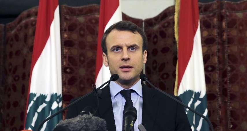 貝魯特大爆炸,全球各國急伸援手:法國總統馬克宏趕赴黎巴嫩,死對頭以色列也派員協助救難