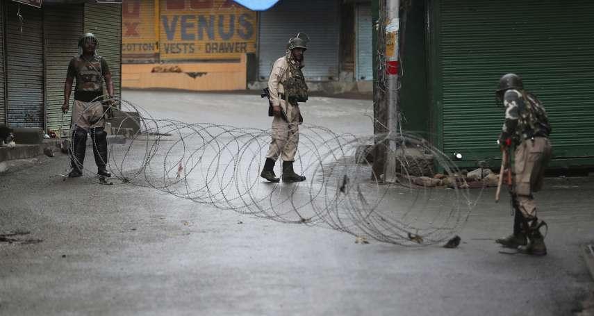 先是印度大軍壓境、又遇上新冠肺炎!印控喀什米爾「封鎖一周年」經濟淪崩潰邊緣