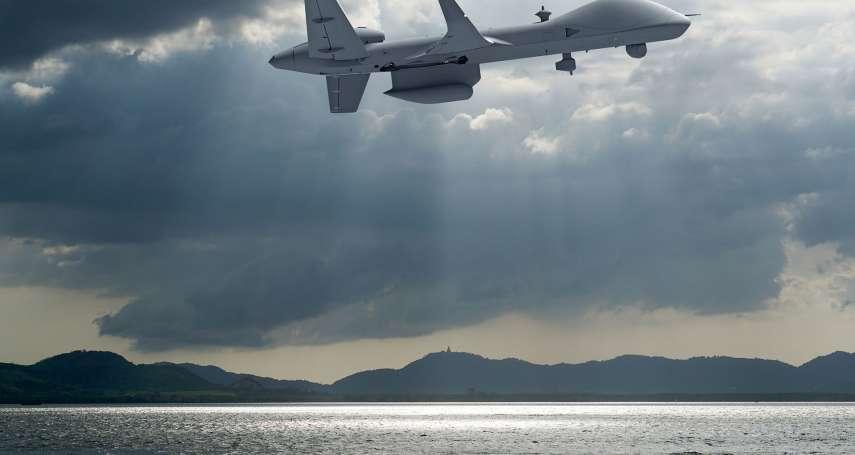 偵察範圍涵蓋台海與太平島!美國擬售台「海上衛士」無人機,作戰半徑超過5000公里