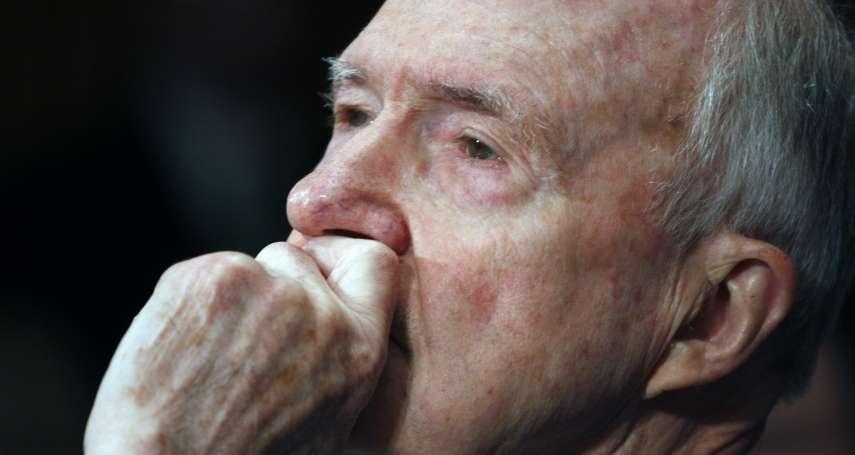 從美中破冰、鐵幕瓦解到波灣戰爭都有他的身影!美國前國安顧問史考克羅辭世,享耆壽95歲