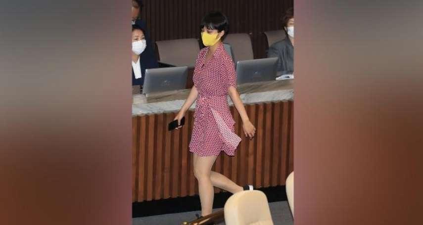 進國會不能太漂亮?南韓電競網紅柳浩貞當選議員,竟因穿洋裝挨轟「不莊重」