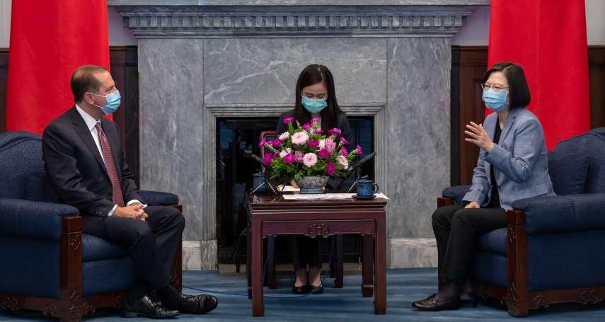 「美國跟誰交朋友,不需要中共同意!」美眾議員提案美台建交、終止「一中幻想」:台灣就是自由民主的獨立國家