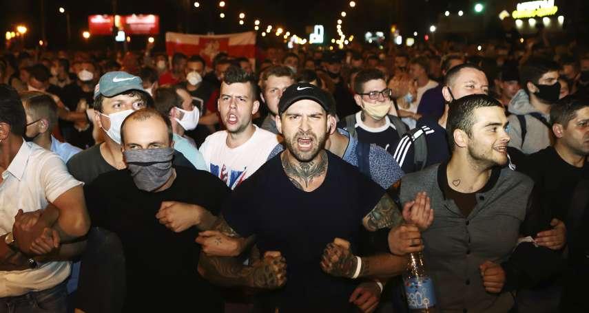 白俄羅斯選舉舞弊風波》「歐洲最後獨裁者」盧卡申科下令暴力鎮壓 反對派領袖為保護孩子,流亡海外