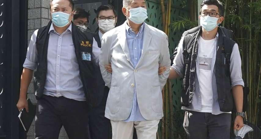香港壹傳媒遇難,股價卻出現「報復性反彈」!?黎智英被捕小跌16%,買盤承接一度反漲344%