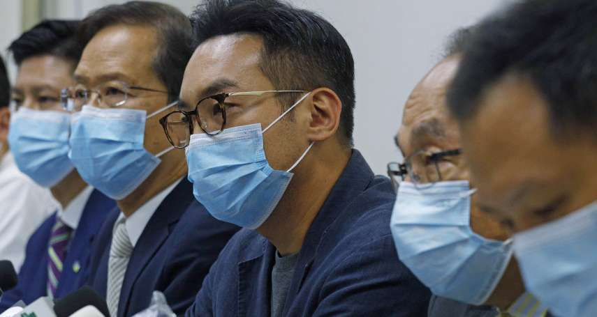 香港立法會》維繫「一國兩制」形象、避免被美國針對 遭取消選舉資格4議員可望獲中國留任