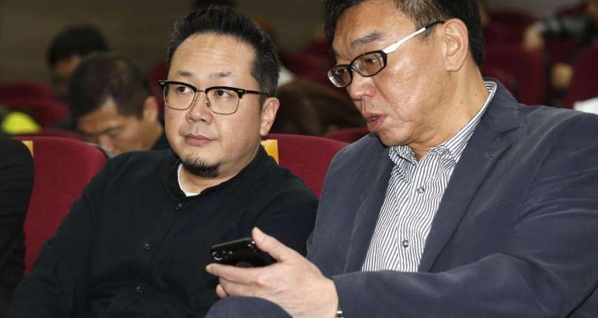 新新聞》辦活動出名、政治公關牽涉利益大,在野黨猛攻蔡英文首席救火隊長李厚慶