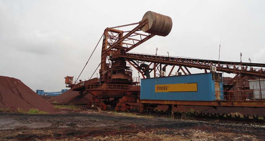 300字讀電子報》全球衰退壓力重重,鐵礦價格為何節節攀升?