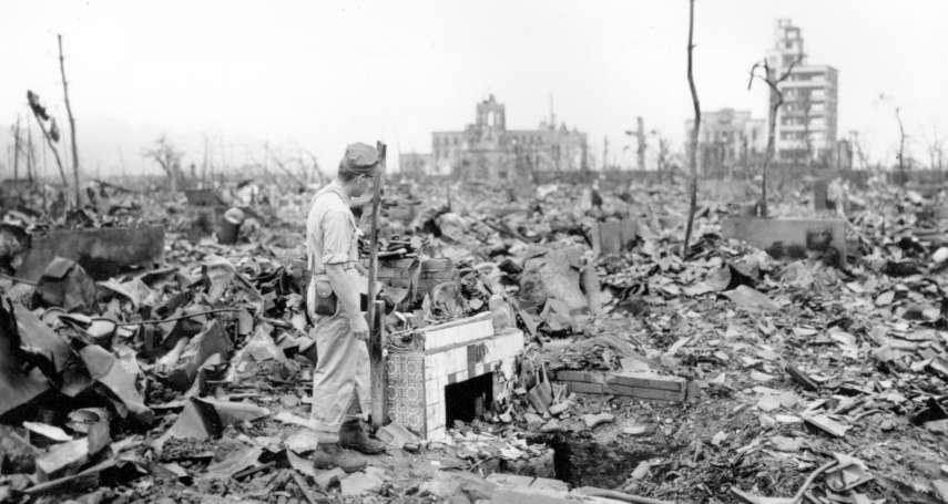 徐靜波專文:日本無條件投降的決定怎麼做出來的?