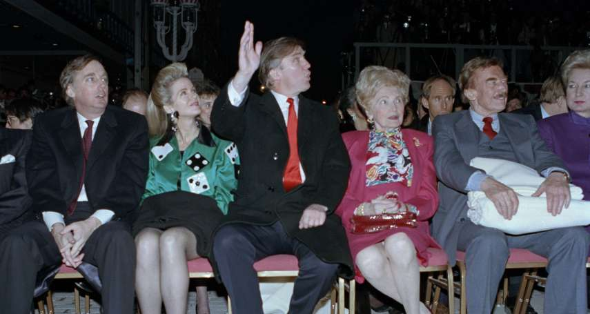 沒有原則、不能信任、虛假殘酷……川普大姊瑪麗安談話曝光,家人眼中的美國總統一無是處