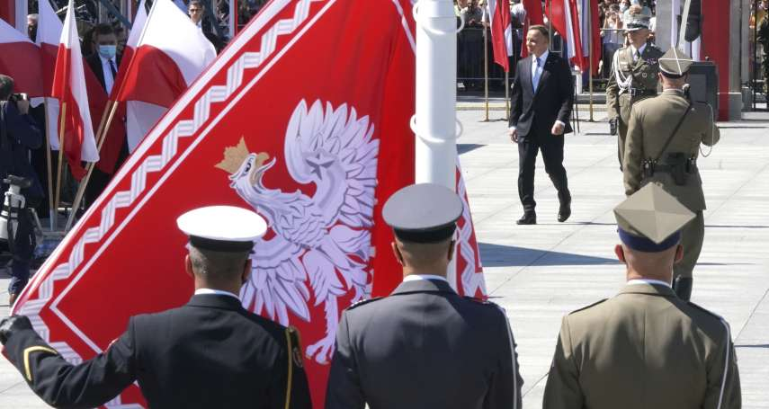 【國際廣角鏡】華沙戰役百周年》波蘭總理莫拉維茨基:歷史提醒全歐洲自由難得可貴
