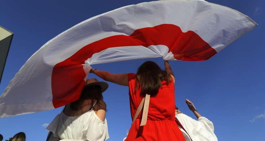 無懼政府揚言開槍鎮壓 白俄羅斯反對派計畫再示威