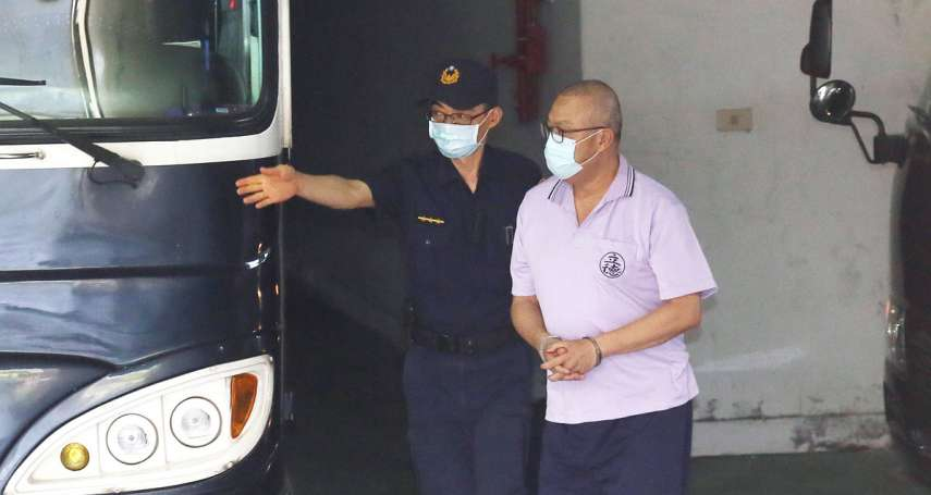 幕後》蘇震清延押案曝民進黨內部角力 綠營重量級人士施壓無功而返