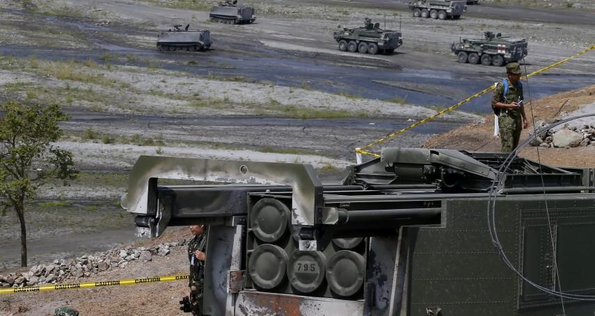 美通過對台500億軍售案 專家:「這項武器」最令台人亢奮!