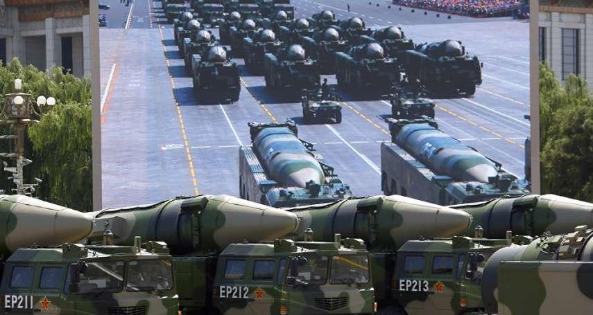 俄國專家看解放軍的「航母殺手」:東風-21D是「全球唯一反艦彈道飛彈」,1500公里射程內美軍航母恐難靠近