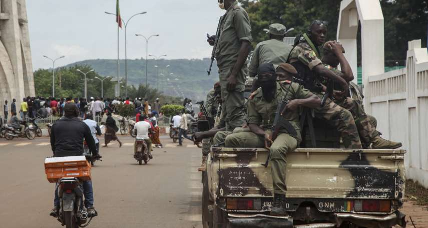 「軍事政變」是種解方?馬利難忍多年暴力衝突,人民感謝軍隊把總統逼下台