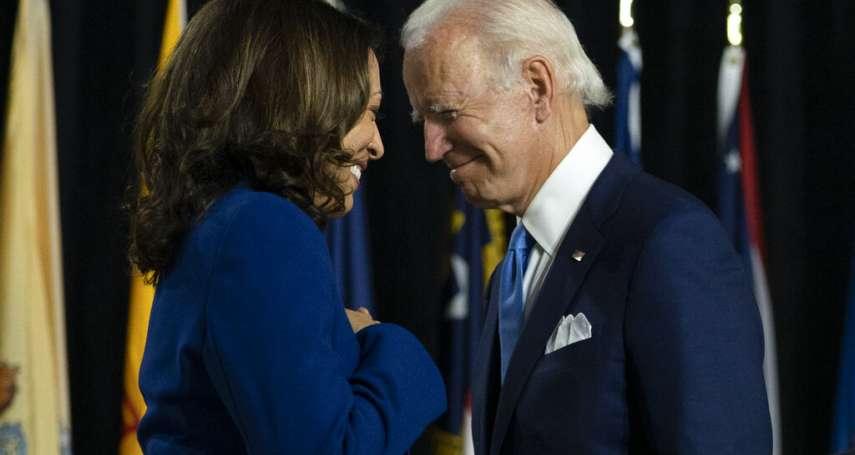 美國民主黨大會展現多元包容!華郵:拜登找到入主白宮的「致勝法寶」