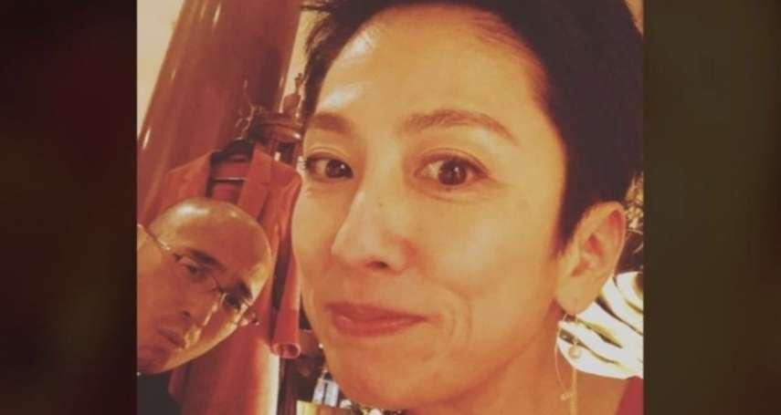 日本政壇的「台灣女兒」離婚了:蓮舫證實結束27年婚姻,「我要從東京改變日本,他能理解」