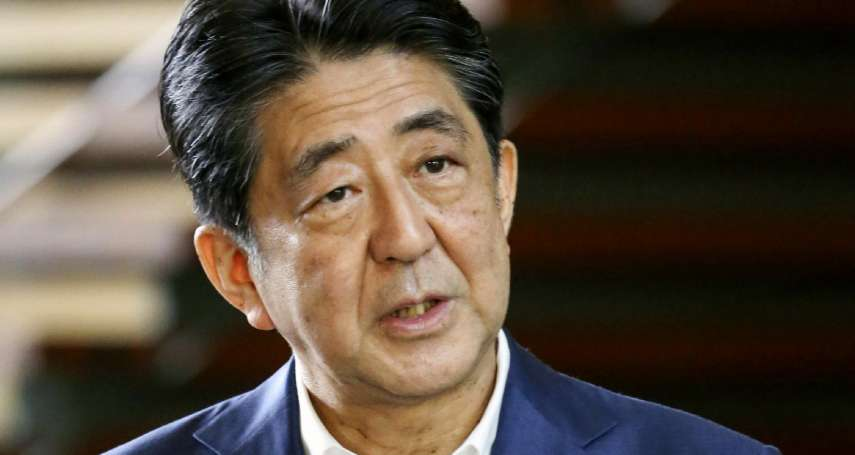 閻紀宇專欄:斷腸人在天涯,日本首相安倍晉三