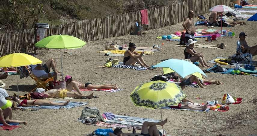 看對眼就拉去草叢做愛...法國最淫亂裸體度假勝地驚爆:單日+7000人確診武漢肺炎