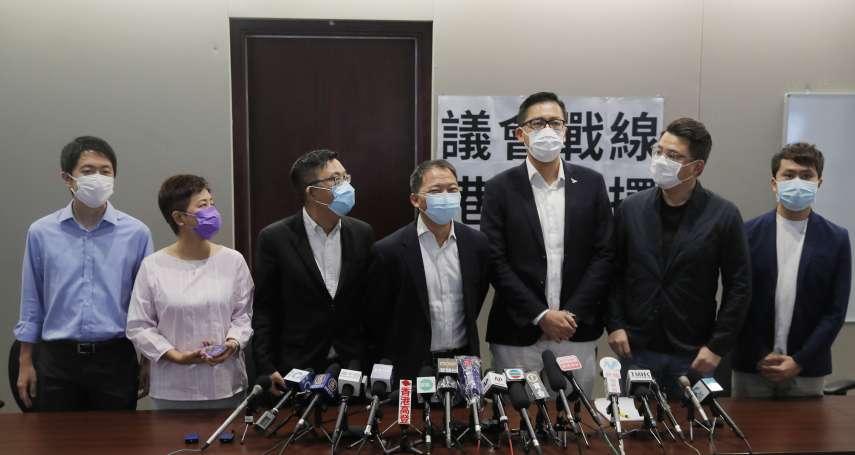 香港大搜捕!警方清晨上門抓人 民主派議員林卓廷、許智峯被捕