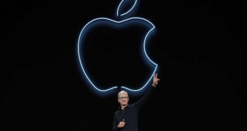 美中紛爭加劇 iPhone兩套供應鏈成形