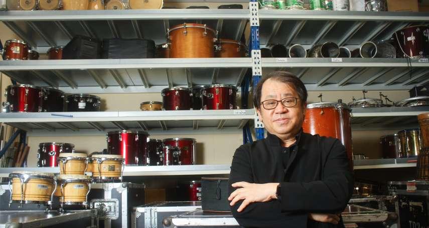 從零到站上世界舞台「38年有感」 朱宗慶:思索讓藝術為各行各業加值