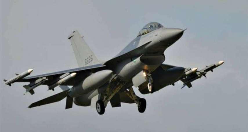 F-16V破爛舊機?他曝「4大硬實力」:遠距摧毀殲20