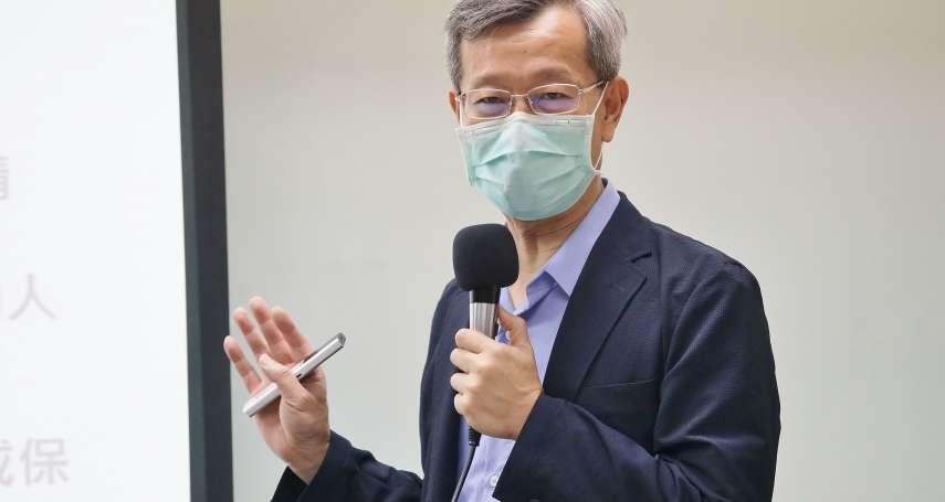 「18確診者都有中和抗體!」葉彥伯:且100天後仍有保護效果