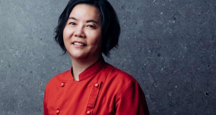 家境寒微、高中輟學,米其林一星女主廚黎俞君:「別浪費時間抱怨,做就對了」