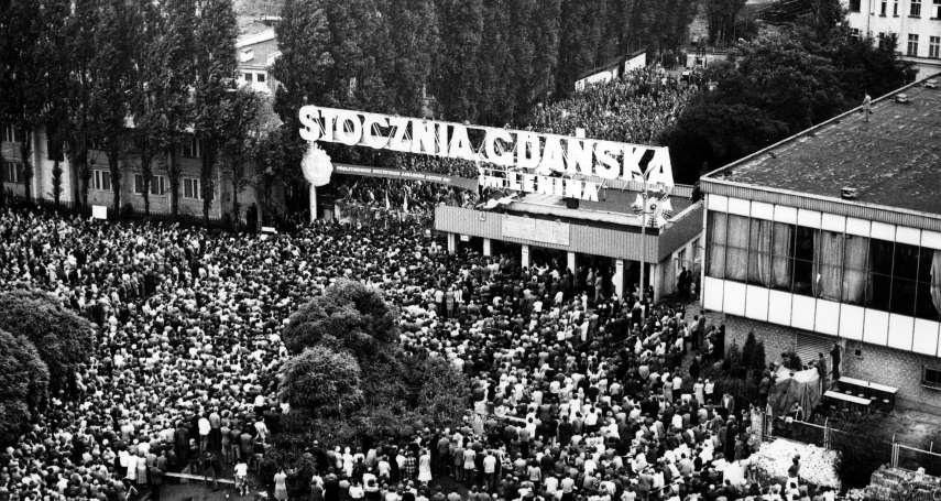 【國際廣角鏡】團結工聯40周年》波蘭總理莫拉維茨基:團結精神對今日歐洲無比重要