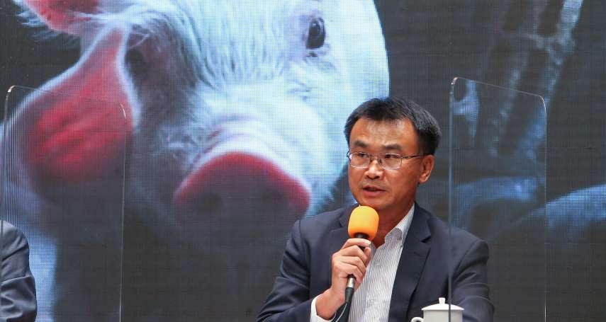 朱淑娟專欄:沒有正當程序,美萊豬進口是民主的最大危機