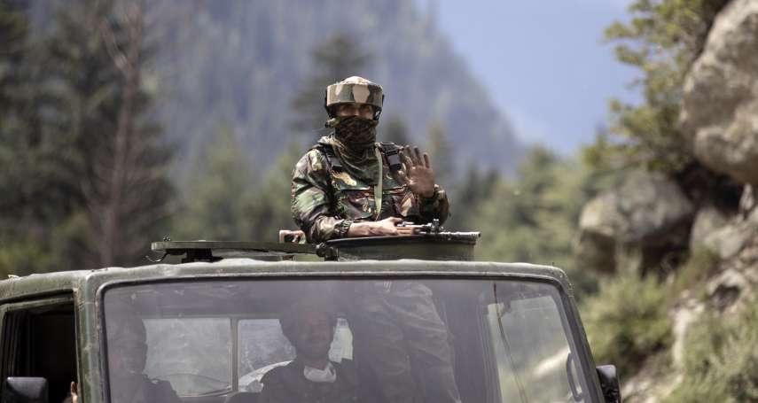 「45年來第一槍」其實是惡人先告狀?解放軍指控印軍「越界又鳴槍」,印度國防部反嗆「根本是中方開的槍,我們從未越界」